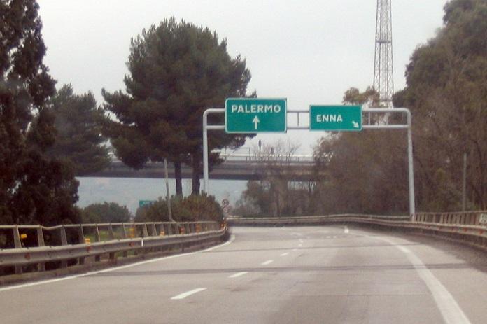 Riapre l'autostrada A 19, doppio senso di circolazione tra Mulinello ed Enna