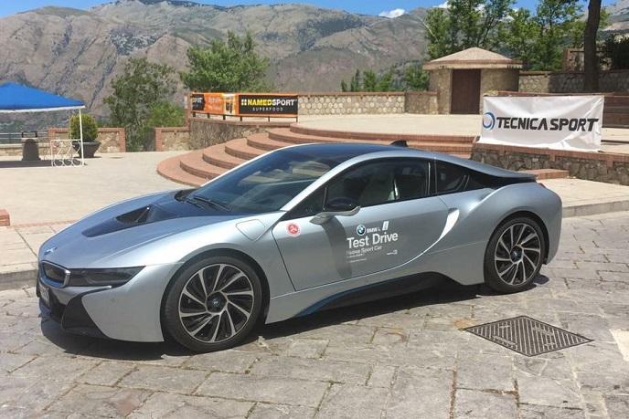 L'auto del futuro esplora le Madonie, si pensa all'Eco-Trofeo