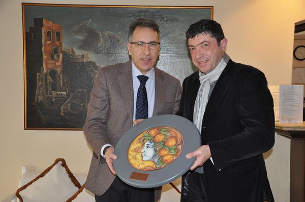 """Castelbuono, a Fiasconaro il """"Premio alla qualità"""""""