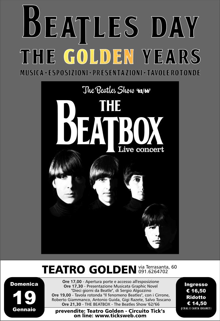 """Palermo, c'è il """"Beatles day"""". Una mostra con i vinili originali"""
