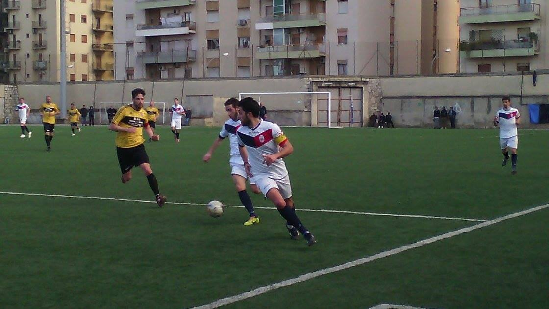 Derby di fuoco fra Castelbuono e Real Calcio, finisce 3-3