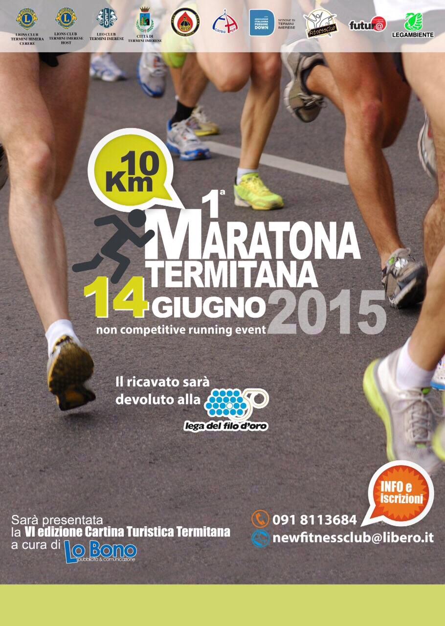 La Lega del Filo d'ora organizza la prima maratona solidale di Termini Imerese