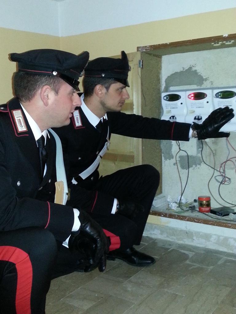 Prizzi, ha rubato energia elettrica per un valore di 200 mila euro