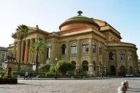 """Palermo aderisce a """"M´illumino di meno"""". Si spegne il teatro Massimo"""