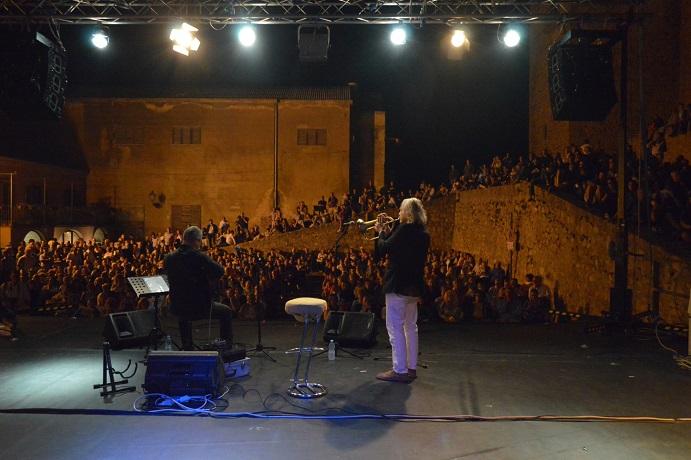 Castelbuono Jazz Festival, tripudio per Enrico Rava