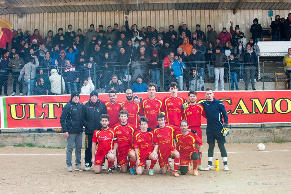 Prima Categoria B, pareggio nel derby fra Caccamo e Roccapalumba