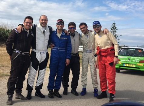 Targa Florio, bilancio positivo per i piloti della Passione Motori ASD