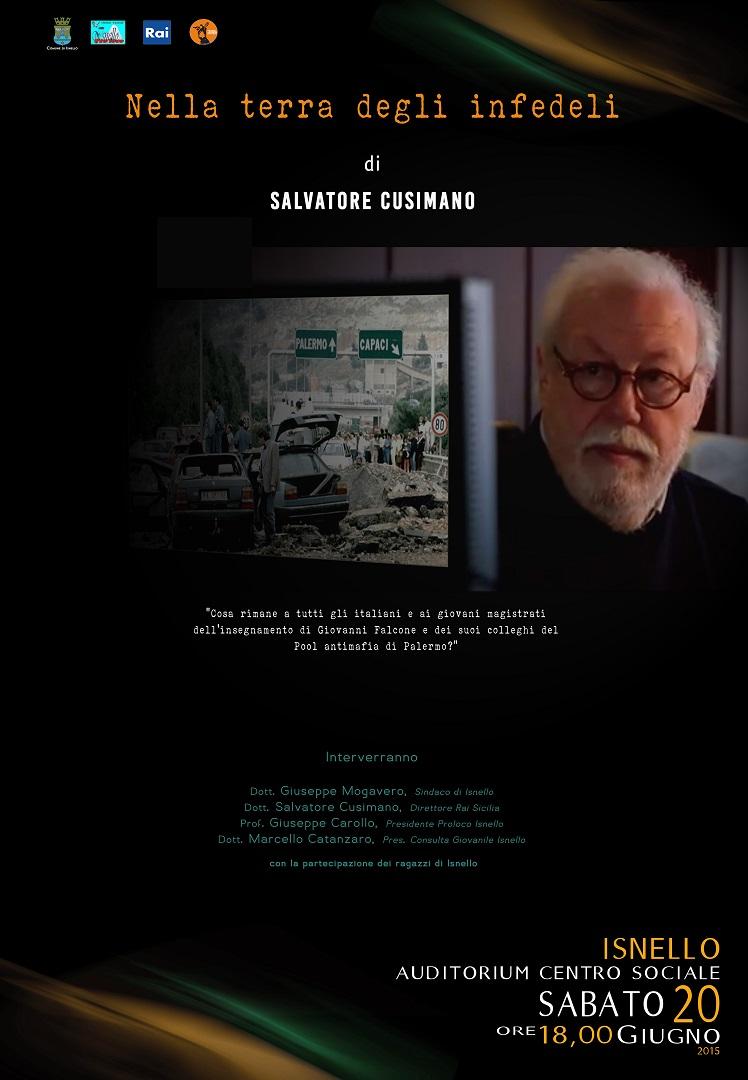 """Isnello, rinviata la proiezione del documentario """"Nella terra degli infedeli"""""""