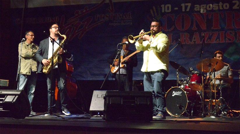 """Castelbuono Jazz Festival, premio """"Marco Tamburini"""" al duo Di Benedetto-Gentile"""