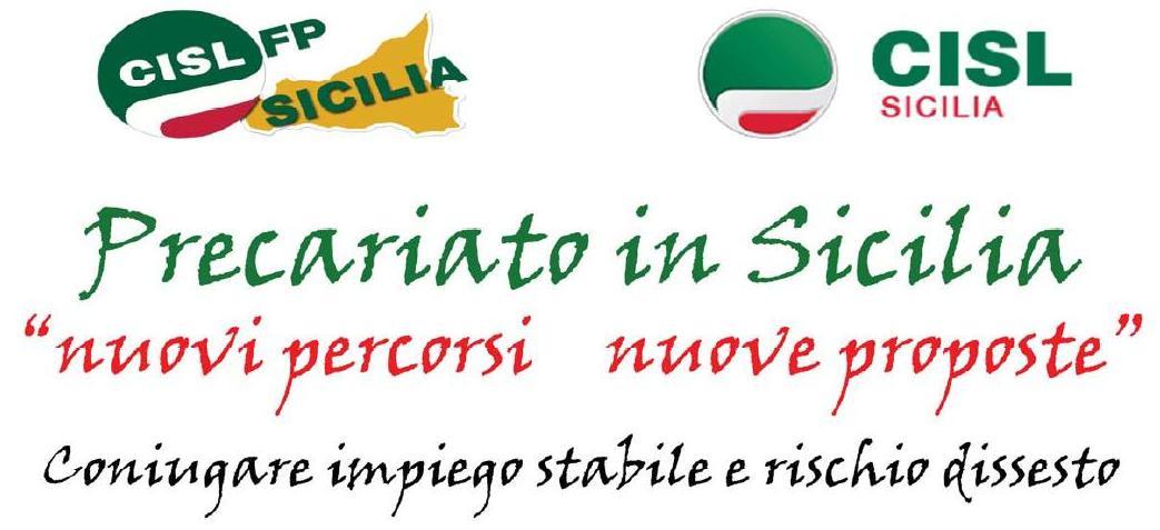 Precari del Comune, un incontro giovedì a Palermo