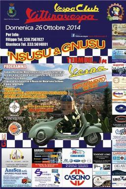 Termini, tutti in Vespa, il raduno domenica
