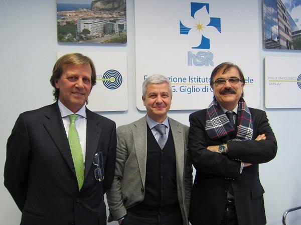 San Raffaele Giglio, Midiri torna a dirigere la Radiologia