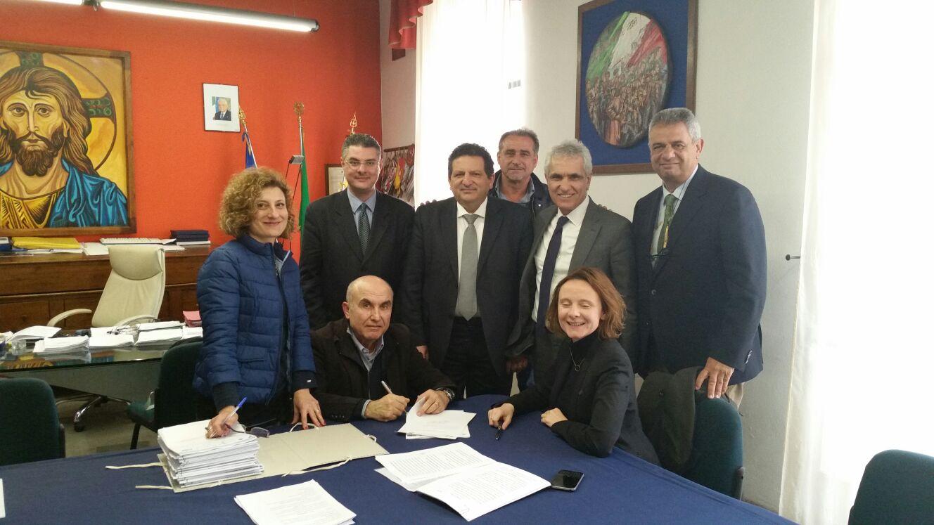 Cefalù, firmata la convenzione tra Comune e Club Med: al via le opere