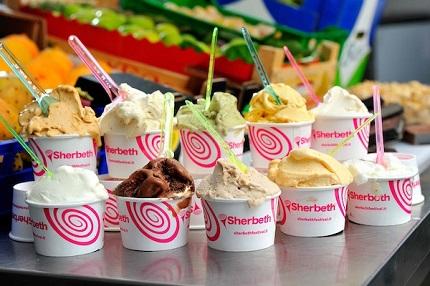 Oltre 50 gusti da assaggiare: torna Sherbeth, il Festival del gelato