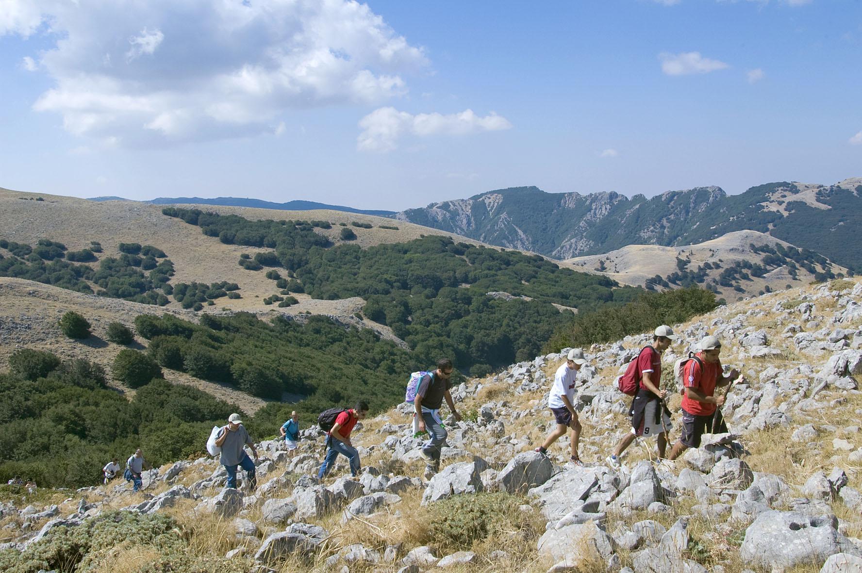 """Riconosciuta la figura della """"Guida ambientale escursionistica"""". Al Parco delle Madonie già pronto il primo corso"""
