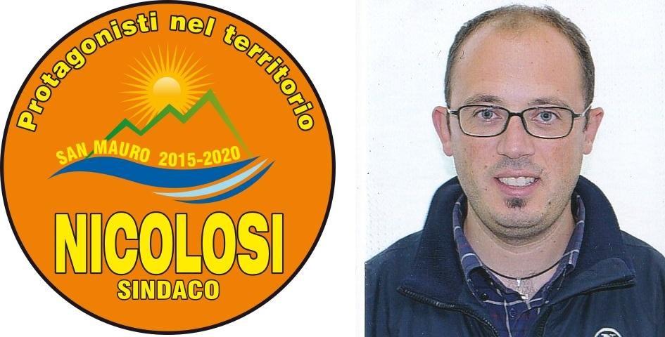 Elezioni, a San Mauro si candida Giovanni Nicolosi. Corsa a tre per la poltrona di sindaco