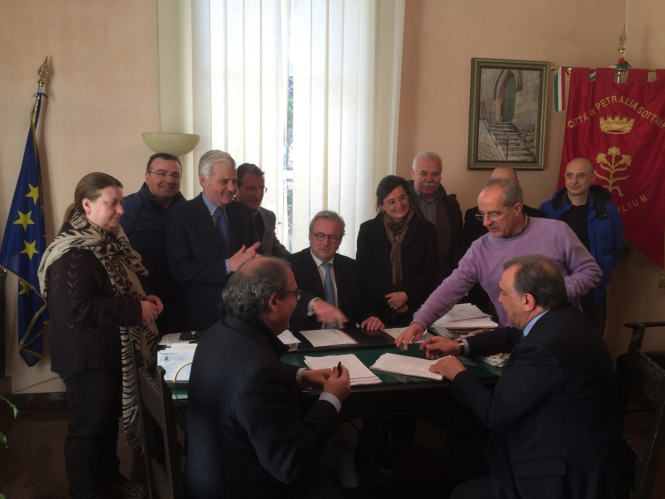 Petralia Sottana, firmato il decreto per realizzare 13 case popolari nel centro storico