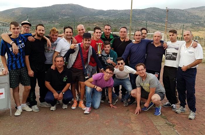 """Trofeo """"Angolo della Bellezza"""", vince la squadra di San Mauro"""