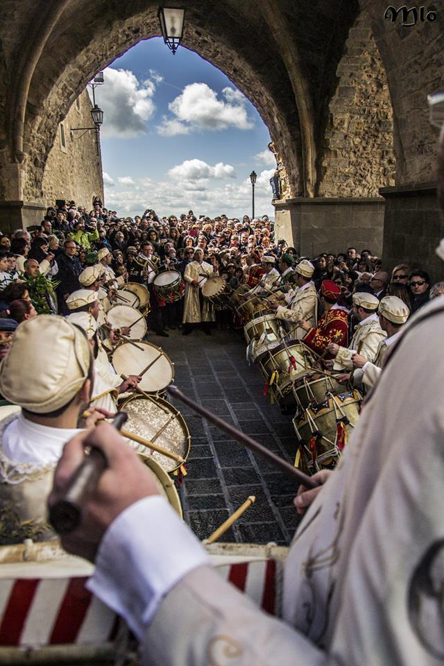 Settimana santa a Gangi, torna l'intreccio fra fede e tradizione