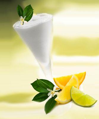 Fresco e dissetante, ecco il sorbetto al limone