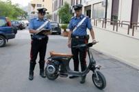 Folle gara tra le vie del centro storico, un arresto a Termini
