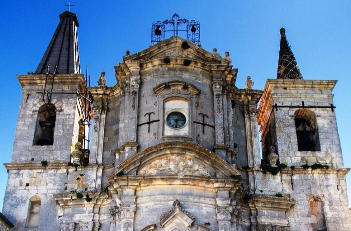 Petralia Soprana gli studenti del Capuana adottano le Guglie della chiesa di Loreto
