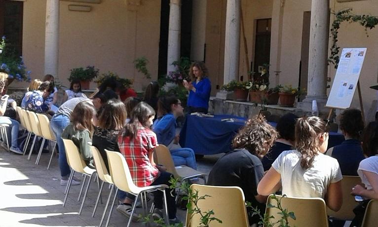 Termini Imerese, grande partecipazione del gruppo di lettura alla biblioteca Liciniana