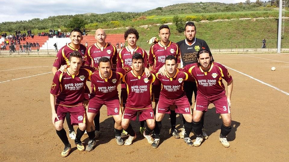 Calcio Madonita, il Cerda Giuseppe Macina ai ranghi di partenza