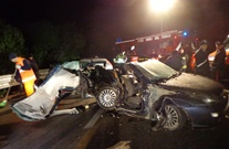 Sicilia, 271 morti per incidente stradale nel 2011