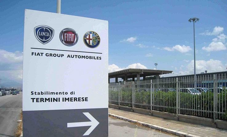 Termini, protesta lavoratori dell'indotto ex Fiat: da mesi senza mobilità