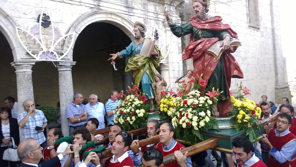 Petralia Soprana, conclusa la festa dei SS. Pietro e Paolo, ecco i bliglietti vincenti