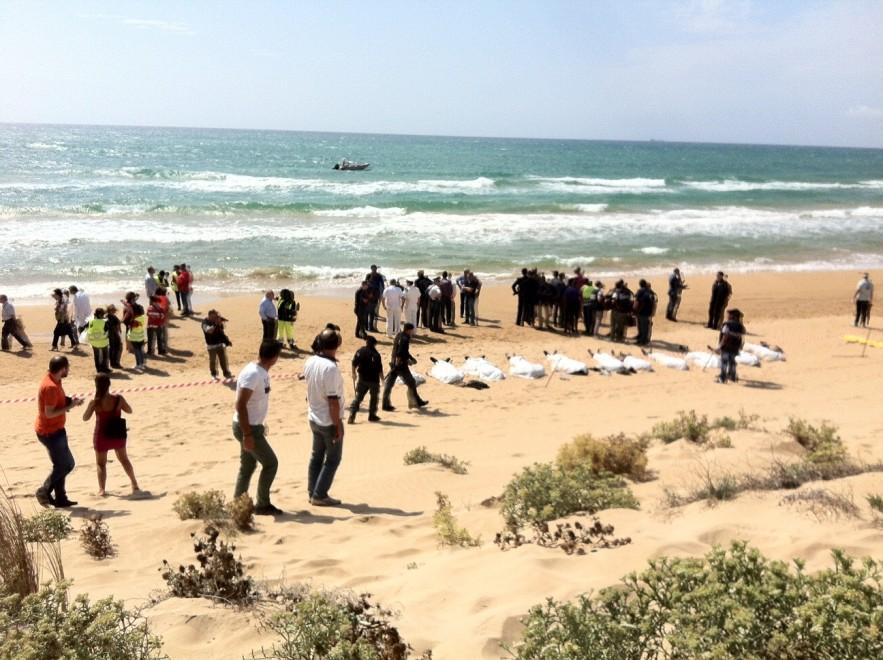 Tragedia del mare, 13 morti a Ragusa