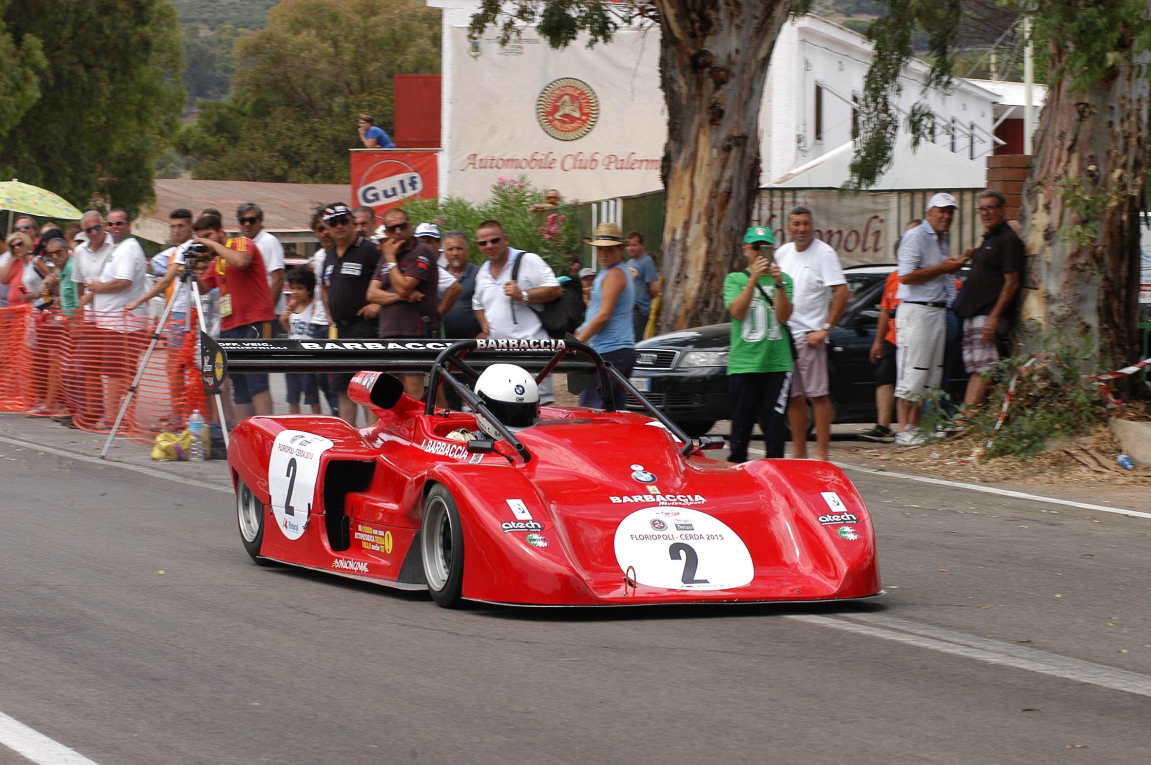 Automobilismo, Barbaccia si aggiudica la Floriopoli – Cerda