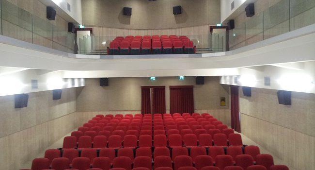 Petralia Sottana, riapre il teatro Grifeo: Cafiso al taglio del nastro
