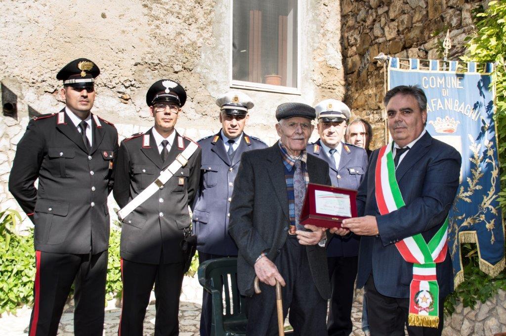 Sclafani Bagni commemora i caduti in guerra