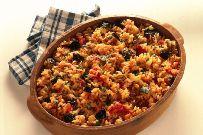 Riso alla siciliana, primo piatto dai profumi mediterranei