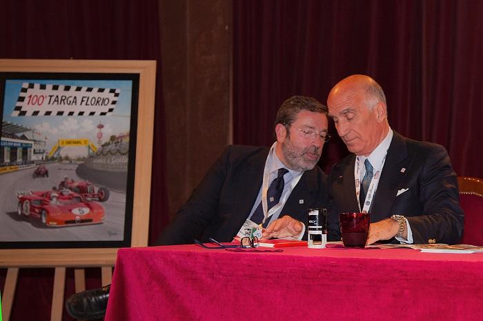 """Sticchi Damiani rassicura: """"La Targa Florio rimane in Sicilia"""""""