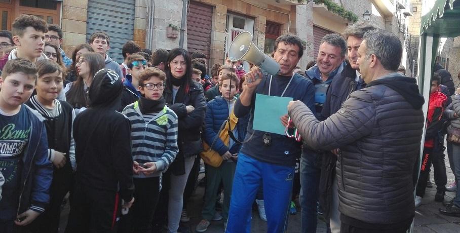 Gangi, in 650 partecipano alla prima tappa del campionato scolastico di orienteering