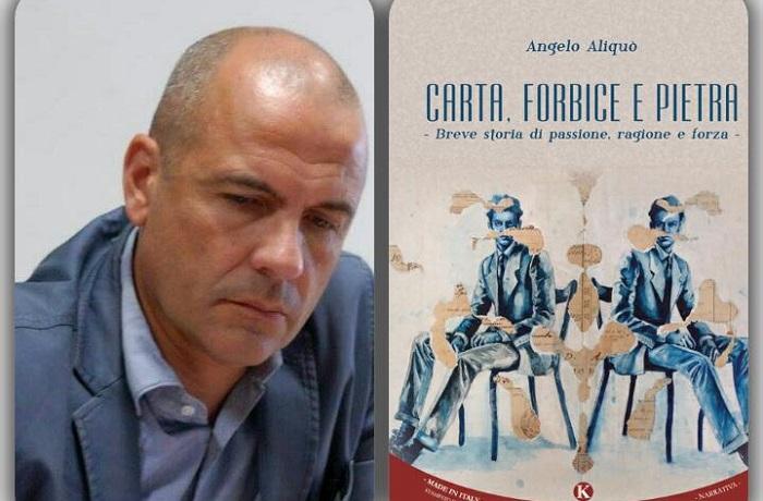 Alle Officine Culturali d'Altavilla la presentazione del nuovo libro di Angelo Aliquò