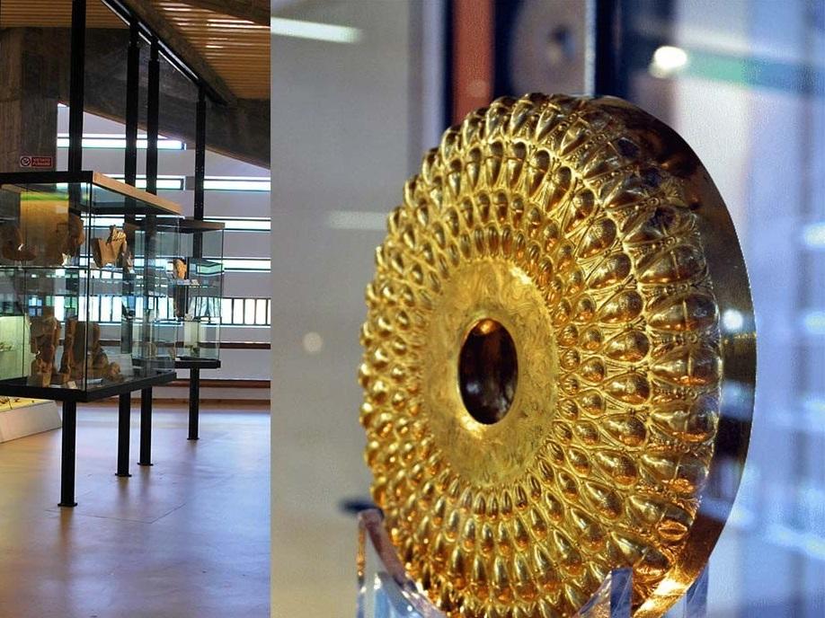 Solo tre paganti al giorno al Museo Himera, la Phiale Aurea vola agli Uffizi