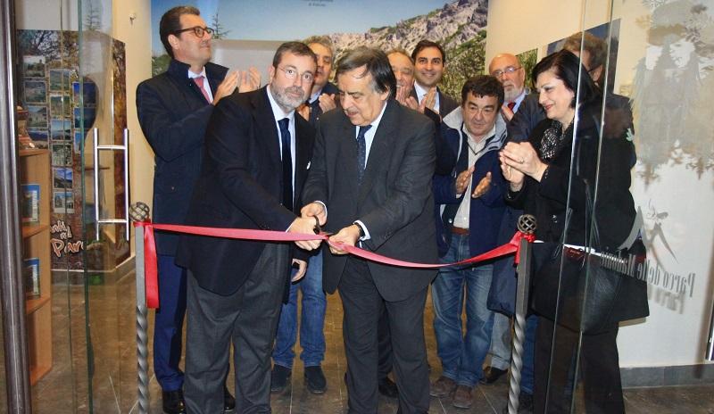 Inaugurata a Palermo la nuova sede del Parco delle Madonie