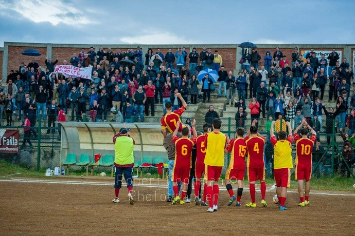 Calcio, accolto il ricorso: il Castelbuono è salvo