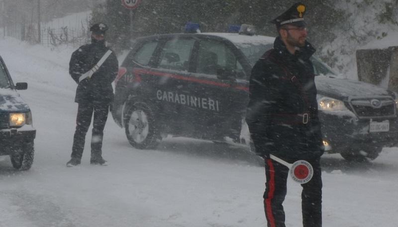 I danni della neve sulle Madonie, interrogazione al Premier Gentiloni