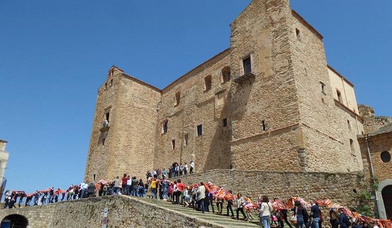 Castelbuono e le sue bellezze storiche visti con gli occhi di 16 fotografi