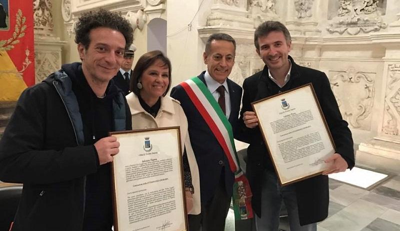Ficarra e Picone sono cittadini di Termini Imerese