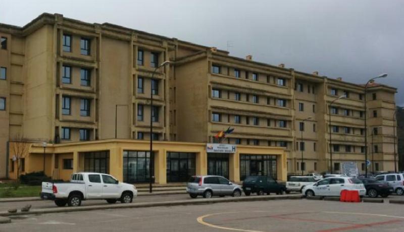 Sale operatorie fuori uso da giorni all'Ospedale di Petralia Sottana