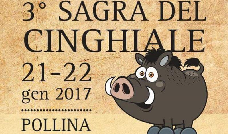 A Pollina la terza sagra del cinghiale (21 e 22 gennaio)