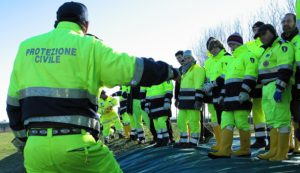 polifunzionale vento esercitazione protezione civile