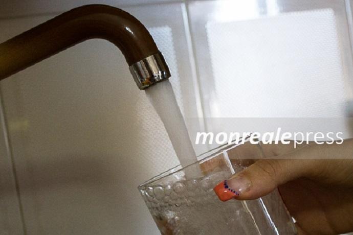 Gangi, dai rubinetti acqua torbida. Il Comune ne limita l'uso
