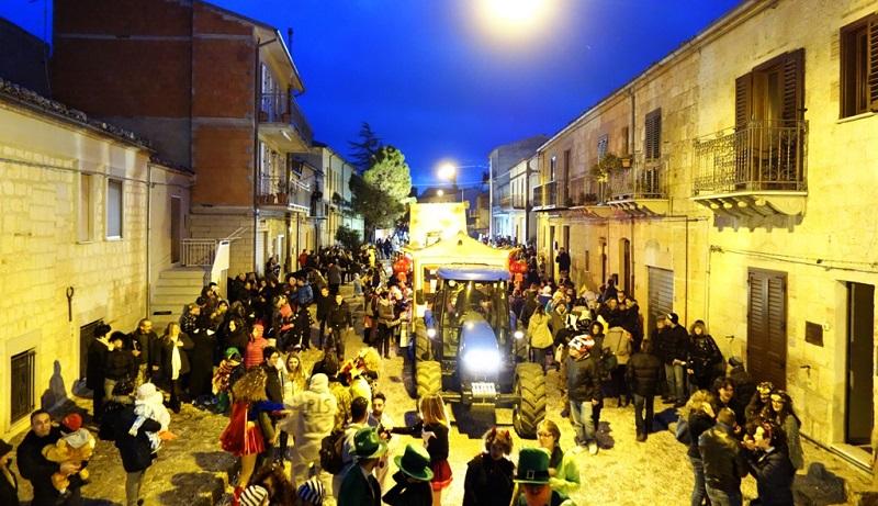 Petralia Soprana, domani l'atteso Carnevale di Pianello